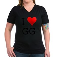 I Love GG Shirt