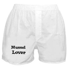 Mussel lover Boxer Shorts