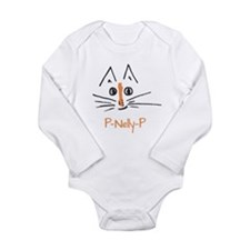 P-Nelly-P Infant Body Suit