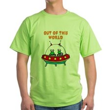 Cute Spaceship T-Shirt