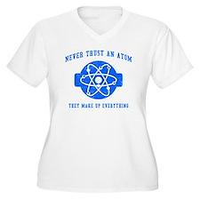 Never Trust An At T-Shirt