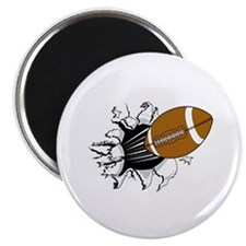Breakthrough Football Magnet