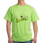 Yokohama Chickens Green T-Shirt