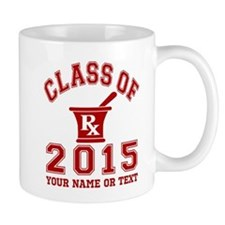 Class Of 2015 Pharmacy Mugs