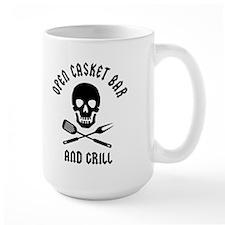 Open Casket Bar And Grill - MugMugs
