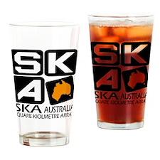 Aussie SKA Drinking Glass