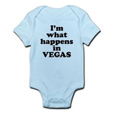 Im What Happens In Vegas Body Suit