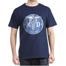 Caduceus MD (rd) T-Shirt