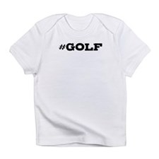 Golf Hashtag Infant T-Shirt