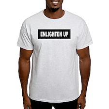 enlighten_up_black T-Shirt
