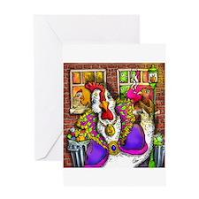 Chicken Pimp Greeting Cards