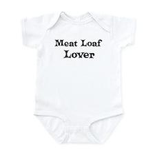 Meat Loaf lover Infant Bodysuit