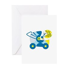 Big Love Comes In Small Packages Greeting Cards