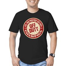 Off Duty Pi Memorization T-Shirt