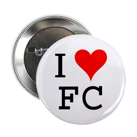"I Love FC 2.25"" Button (10 pack)"
