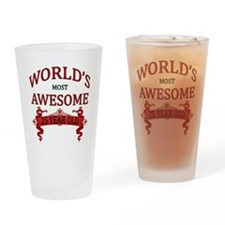 World's Most Awesome 25 Year Old Drinking Glass