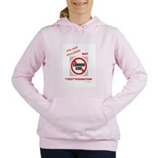 Education NOT Testdignation Women's Hooded Sweatsh