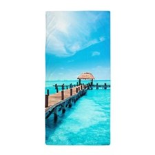 Tropical Paradise Beach Towel