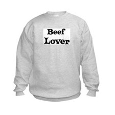 Beef lover Sweatshirt