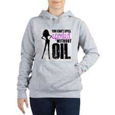 Spoiled Women's Hooded Sweatshirt