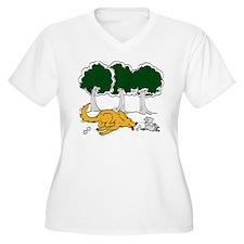 Chasing Squirrel T-Shirt