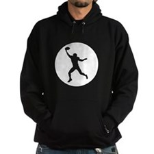 Football Wide Receiver Hoodie