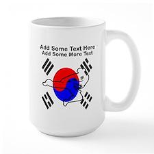 Taekwondo Personalized Mug