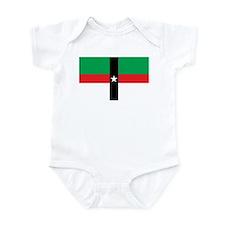 Denison Flag Infant Bodysuit