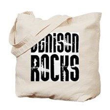 Denison Rocks Tote Bag