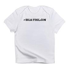 Biathlon Hashtag Infant T-Shirt