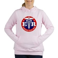 ER Staff Women's Hooded Sweatshirt