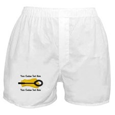 Cleaning CUSTOM TEXT Boxer Shorts