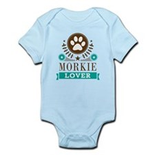 Morkie Dog Lover Infant Bodysuit