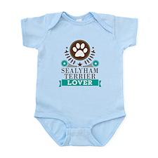 Sealyham terrier Dog Lover Infant Bodysuit