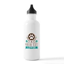 Shih tzu Dog Lover Water Bottle