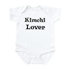 Kimchi lover Infant Bodysuit