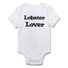 Lobster lover Infant Bodysuit