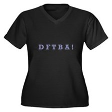 DFTBA2 Plus Size T-Shirt