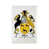 Allen Rectangle Magnet (10 pack)