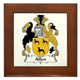 Allen Framed Tile