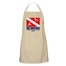 Dive The Great Lakes Apron