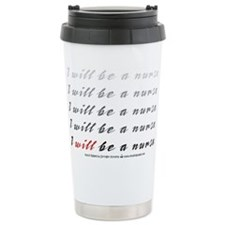 Unique Nursing school Travel Mug