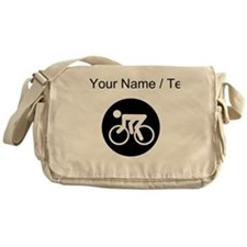 Custom Cycling Messenger Bag