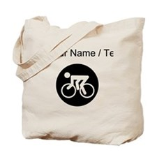 Custom Cycling Tote Bag