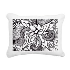 Tentacle Dreams Rectangular Canvas Pillow