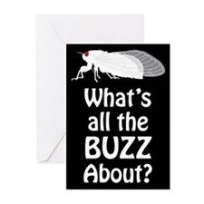 Whats The Buzz About? Greeting Cards (pk Of 20)