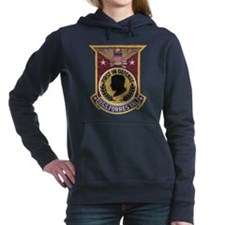 USS FORRESTAL Women's Hooded Sweatshirt