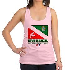 Dive Brazil Racerback Tank Top