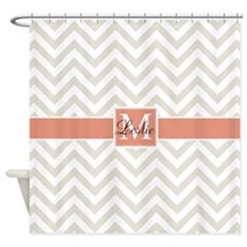 Personality Box Shower Curtain