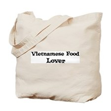Vietnamese Food lover Tote Bag